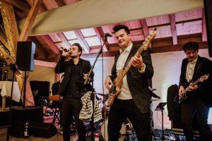 The Groovetops - Die Hochzeitsband aus Stuttgart
