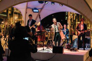 The Groovetops Eventband Stuttgart